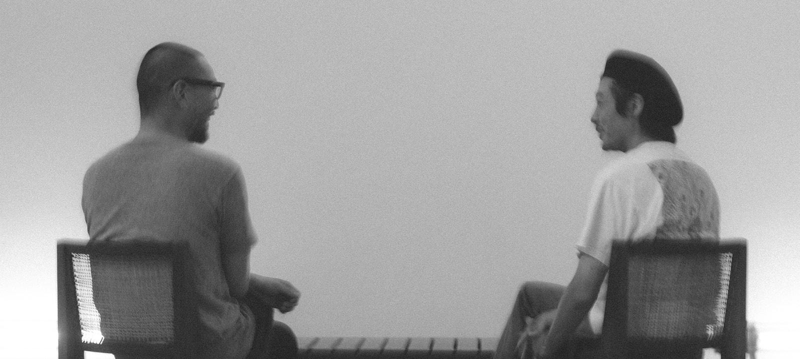 THE NORTH FACE × HYKE の節目に吉原秀明と写真家・水谷太郎が想うこと