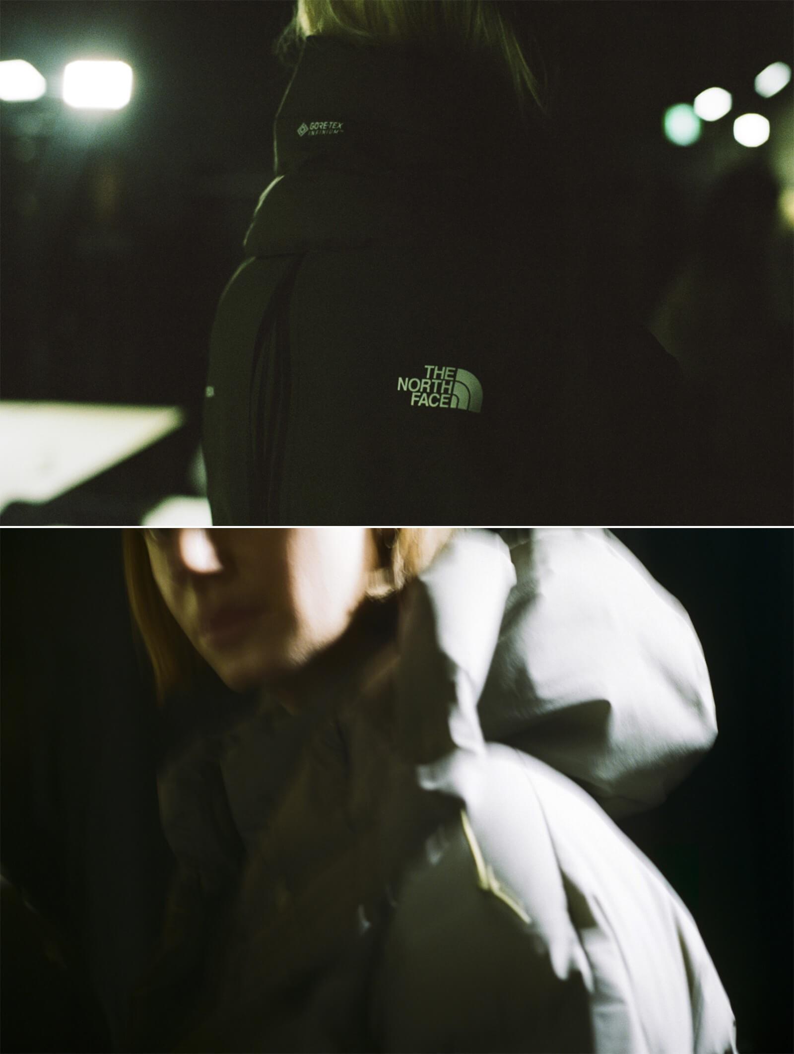 THE NORTH FACE HYKE ノースフェイス ハイク コラボレーション 吉原秀明 水谷太郎 インタビュー 発売 ダウン ロング フリース