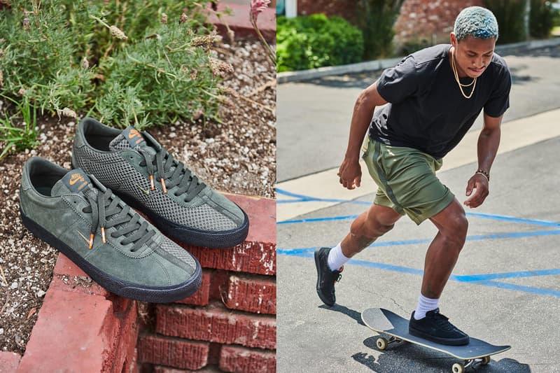 ナイキ SB アイショッド・ウェア Nike Ishod Wair Orange Label supportyourlocalskateshop スケート クリップ 動画 スラッシャー