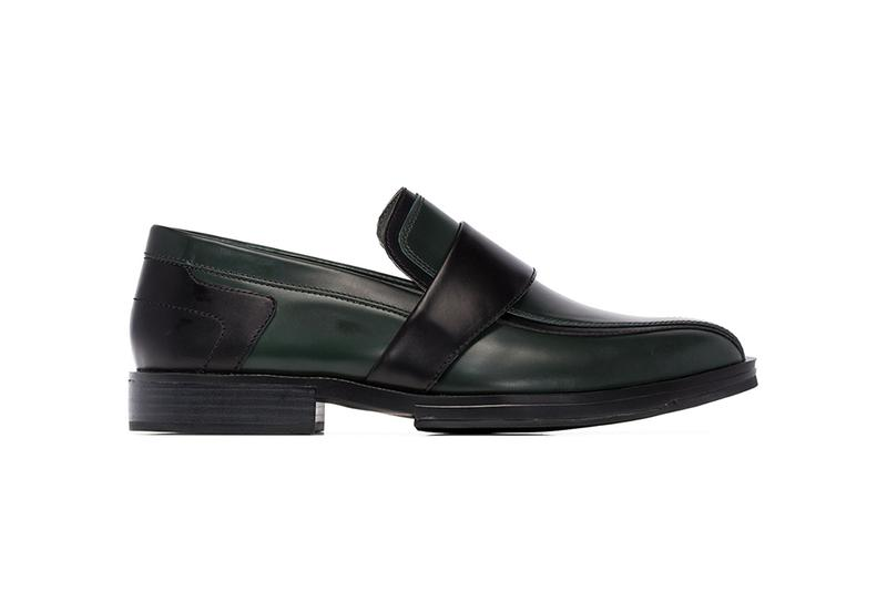 Kiko Kostadinov キコ コスタディノフ カンペール CamperLab Loafers Mid-Calf Boots Footwear Release Information Cop Online Browns Menswear Collaboration Fall Winter 2019 FW19 Runway Pieces