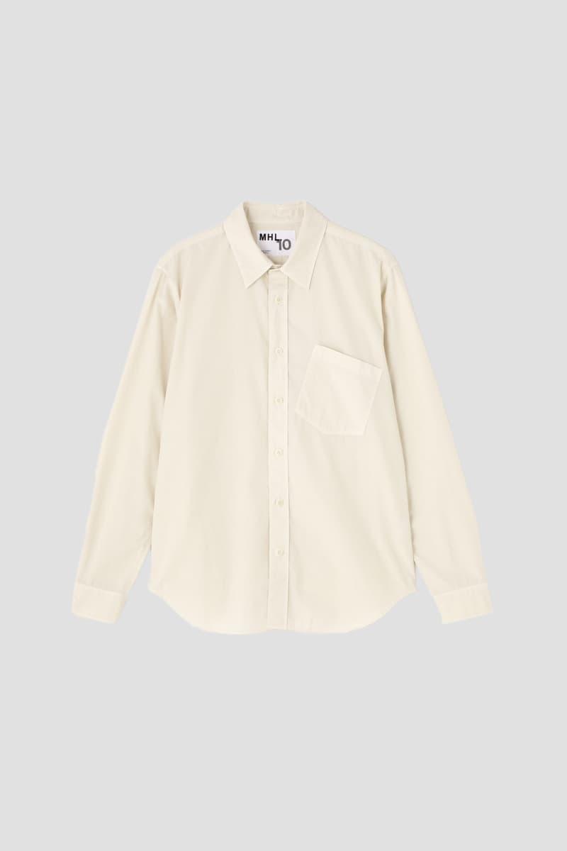 MHL マーガレットハウエル エムエイチエル 代官山 T-SITE ツタヤ 蔦屋 コート シャツ Tシャツ トート バッグ オンライン
