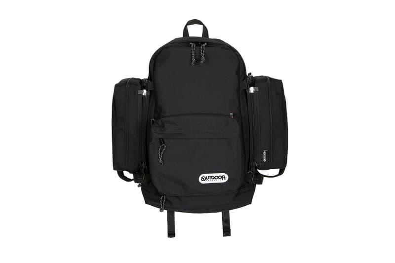 N.HOOLYWOOD Nハリウッド 今季 初 OUTDOOR PRODUCTS アウトドア プロダクツ コラボ バッグ 計3型 登場 発売