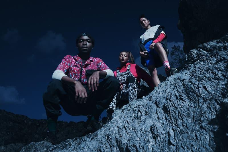 ナイキ nike acg fall winter 2019 collection preview release date overalls pocket react terra gobe sneakers matte black colorway