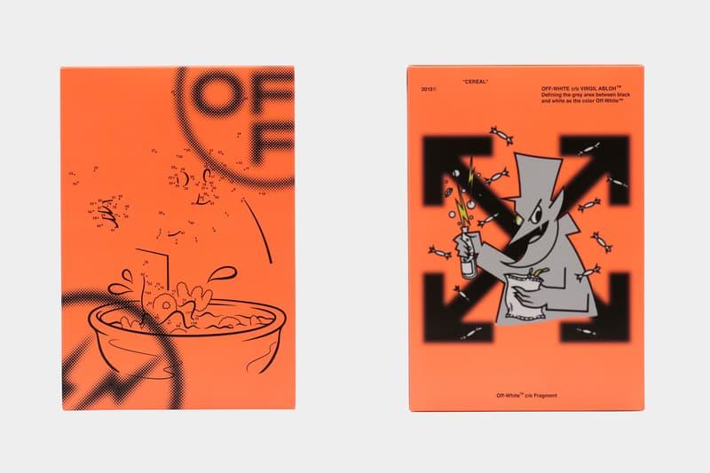 オフホワイト c/o フラグメント off-white fragment THE CONVENI 藤原ヒロシ Virgil Abloh ヴァージル・アブロー
