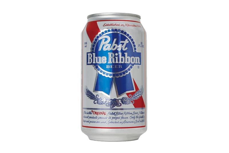 アメリカ 生まれ 人気ビール Pabst Blue Ribbon パブスト ブルー リボン  日本 上陸
