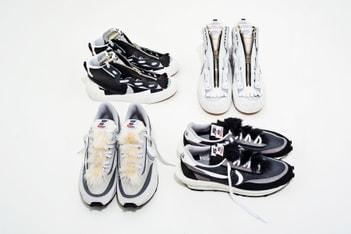 Picture of sacai が Nike とのコラボスニーカーに装着できるシューズ用アクセサリーを限定発売