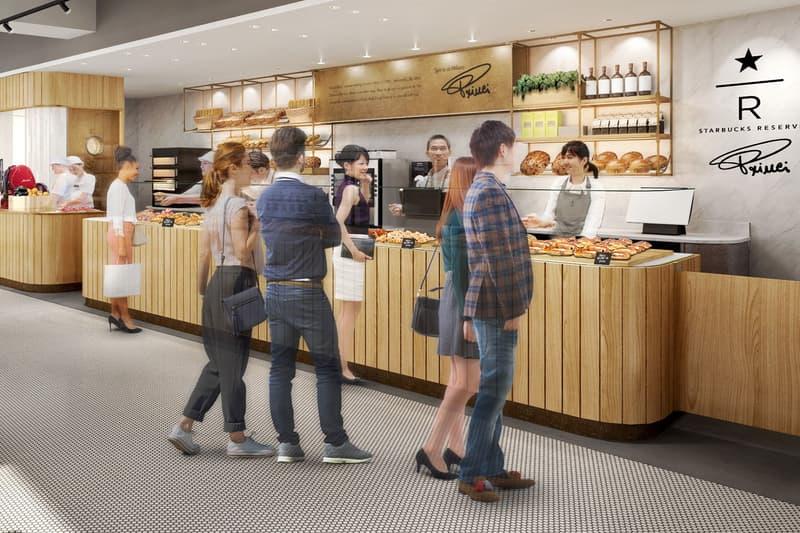 新業態の1号店 スターバックス リザーブ® ストア 銀座マロニエ通りがオープン STARBUCKS
