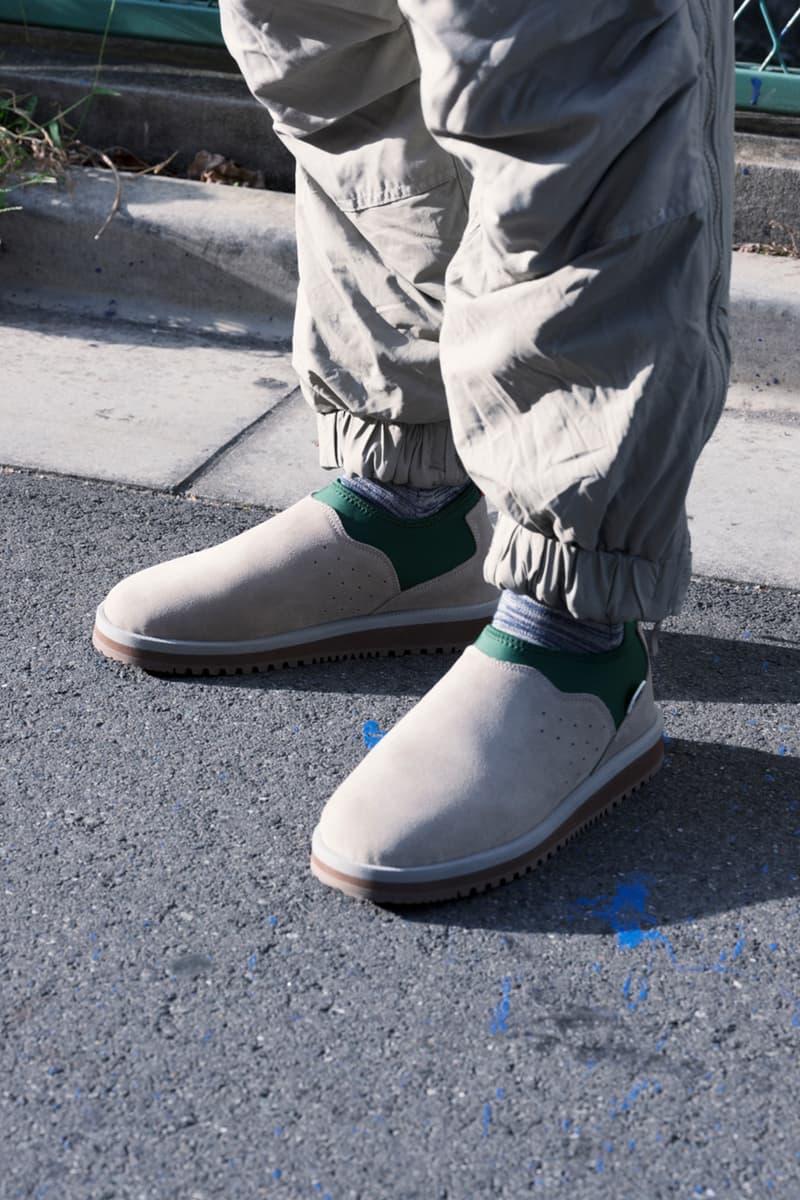 スイコック SUICOKE が冬場のサンダルスタイルを提唱する2019年秋冬のルックブックを公開