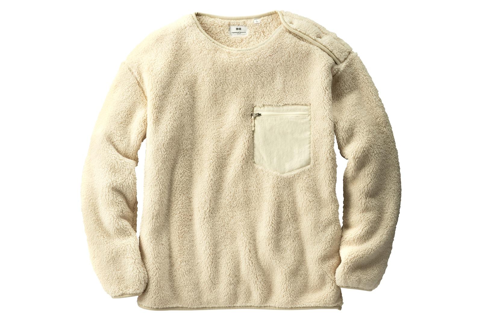 UNIQLO and Engineered Garments ユニクロ アンド エンジニア ガーメンツ フリース コレクション 発売 決定