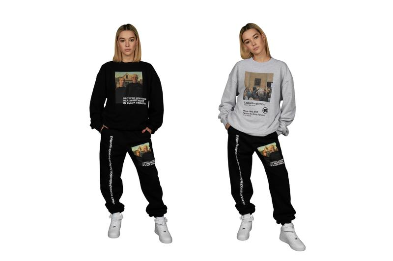 Urban Sophistication アーバンソフィスティケーション drops 最新 カプセル コレクション fame and fortune new capsule collection featured by サラ スナイダー sarah snyder paparazzi mugshot graduation picture unique theme
