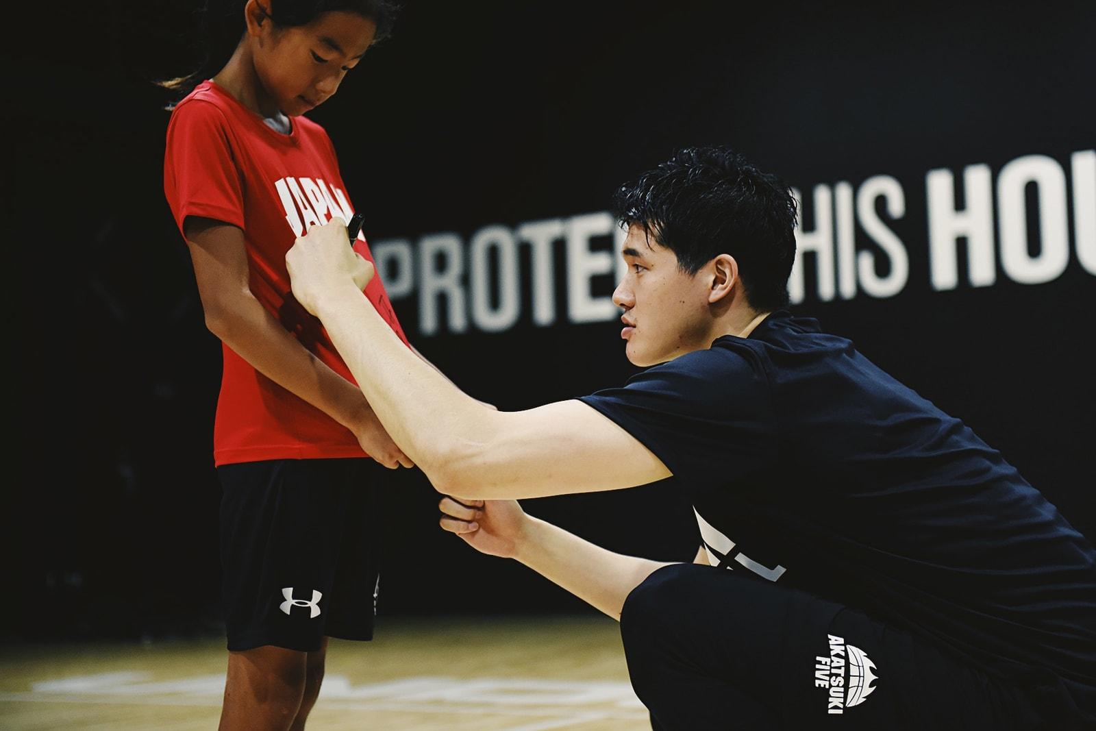 日本代表 FIBAバスケットボール・ワールドカップ 2019 アカツキファイブ 篠山竜青 渡邊雄太 比江島慎 馬場雄大 八村塁 AKATSUKI FIVE