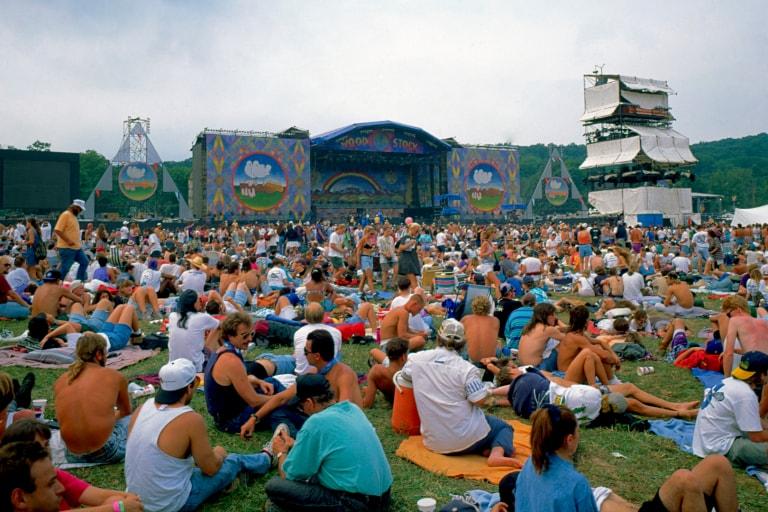 """""""ウッド・ストック"""" 50周年を記念するイベント Woodstock 50 が開催中止に"""