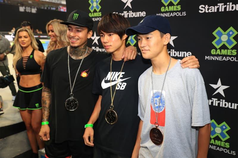 X Games エックスゲーム ミネアポリス大会で日本人アスリートたちがメダル量産の大活躍を見せる