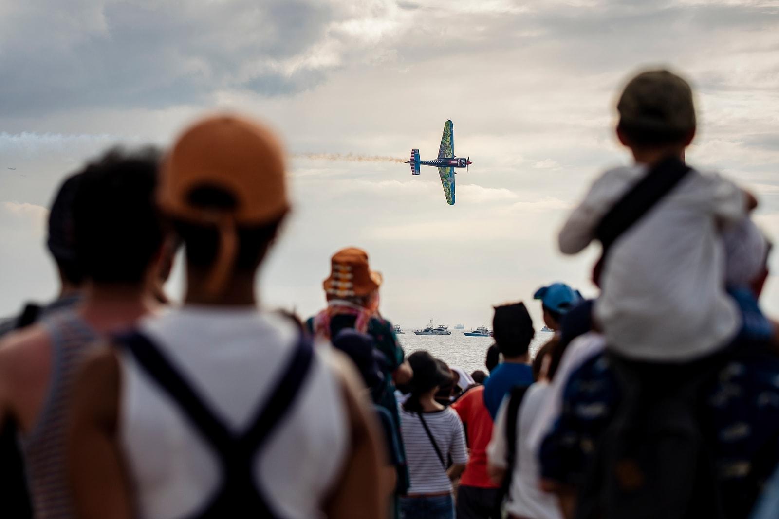 Red Bull Air Race World Championship 2019 レッドブル エアレース 日本 千葉 室屋義秀 マットホール chiba japan muroya yoshihide matt hall