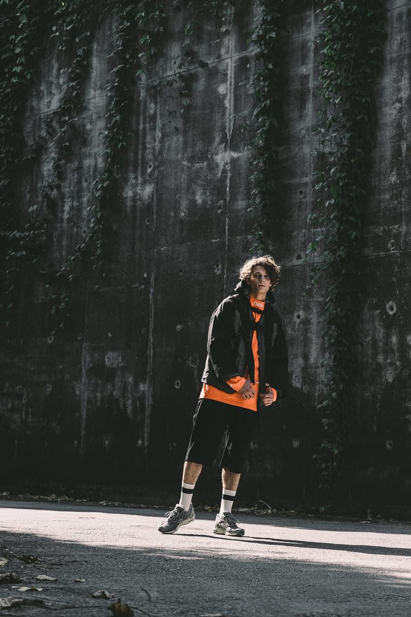 HBX Reconstruction Editorial Fall 2019 秋 エディトリアル Stone Island ストーン アイランド アリクス  1017 ALYX 9SM プラダ Prada オフホワイト off white ヘロン プレストン Heron Preston パームエンジェルス Palm Angels uniform experiment moncler danner sophnet  Burberry reigning champ asics Sasquatchfabrix