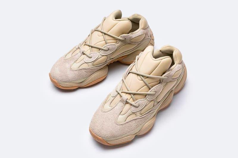 アディダス イージー 500 adidas YEEZY 500 Stone ストーン 発売日 価格 オンライン 取り扱い スニーカー カニエ ウェスト