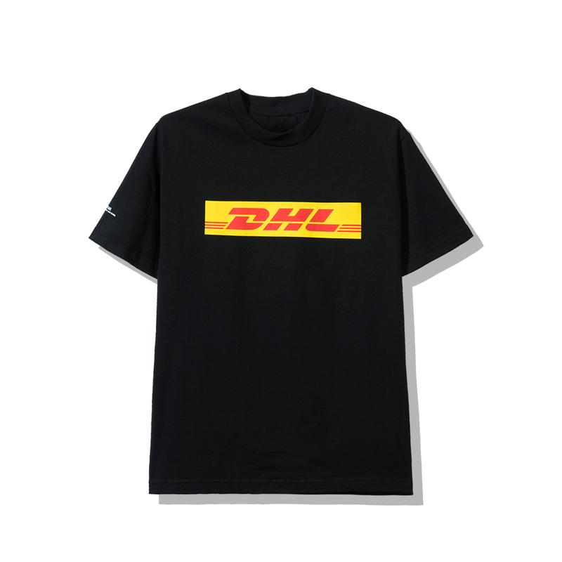 Anti Social Social Club アンチ ソーシャル ソーシャル クラブ DHL ディーエイチエル Clothing Collaboration コラボレーション カプセル capsule september 25 コレクション 新作 ヴェトモン 2019 release date info buy drop hoodie pillow cushion shipping yellow red logo