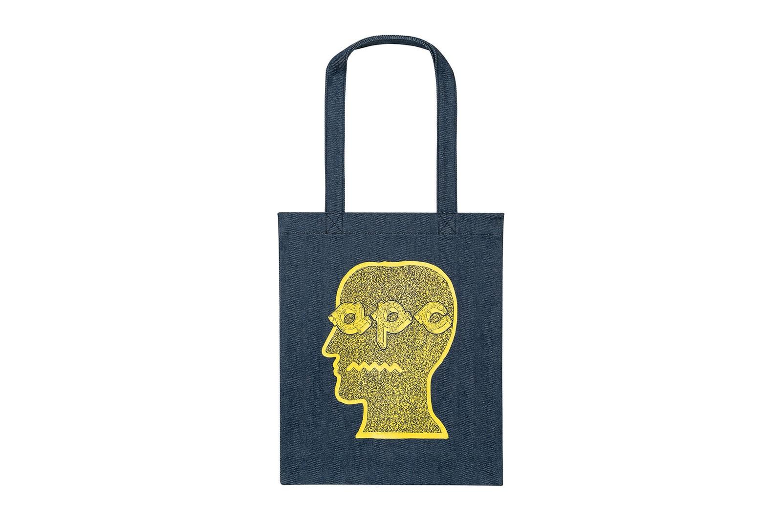 """ブレイン デッド 異色のコラボレーション """"A.P.C. Brain Dead"""" が販売開始"""
