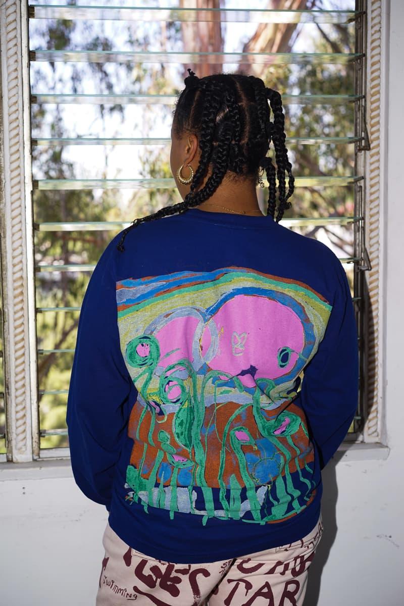 カムティーズ come tees stained glass tshirt t shirt capsule collection release drop
