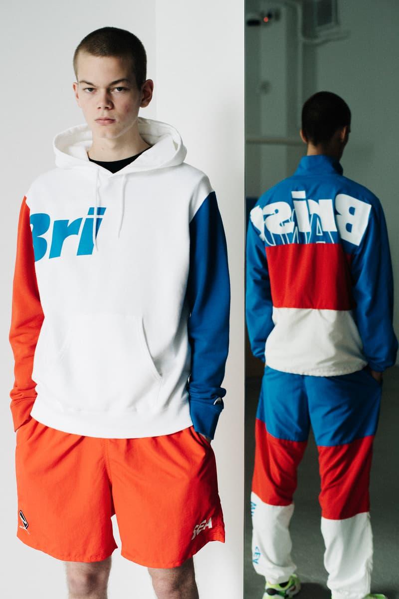 F.C.R.B. WIND AND SEA F.C.Real Bristol ウィンダンシー Soph ソフ オンライン トラックジャケット パンツ Tシャツ