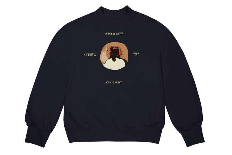 カニエ・ウェスト Kanye West Jesus Is King Merch マーチ