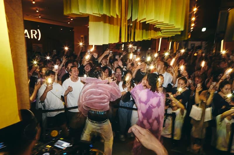 NEONSIGN ネオンサイン ブランド 創業 10周年 kohh コー 開催 トランク ホテル trunk hotel アニバーサリー パーティー ポップアップ プレイバック
