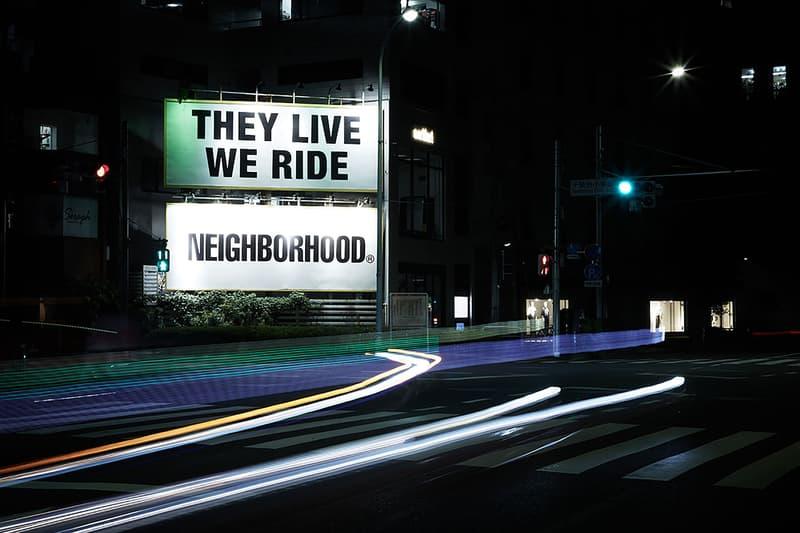 創設25周年を迎えた ネイバーフッド NEIGHBORHOOD が公式オンラインストアをリニューアルオープン