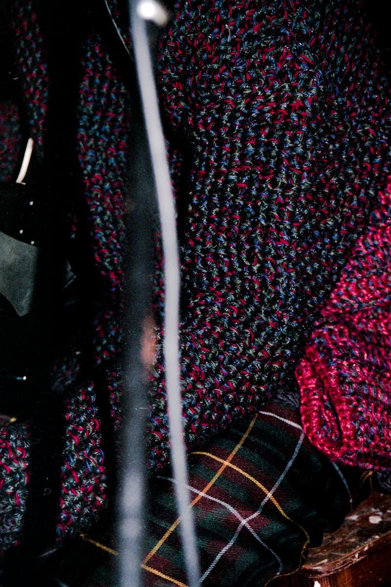 ニコラスデイリー NICHOLAS DALEY International Woolmark Prize インターナショナル・ウールマーク・プライズ WARE MO KOU 吾亦紅