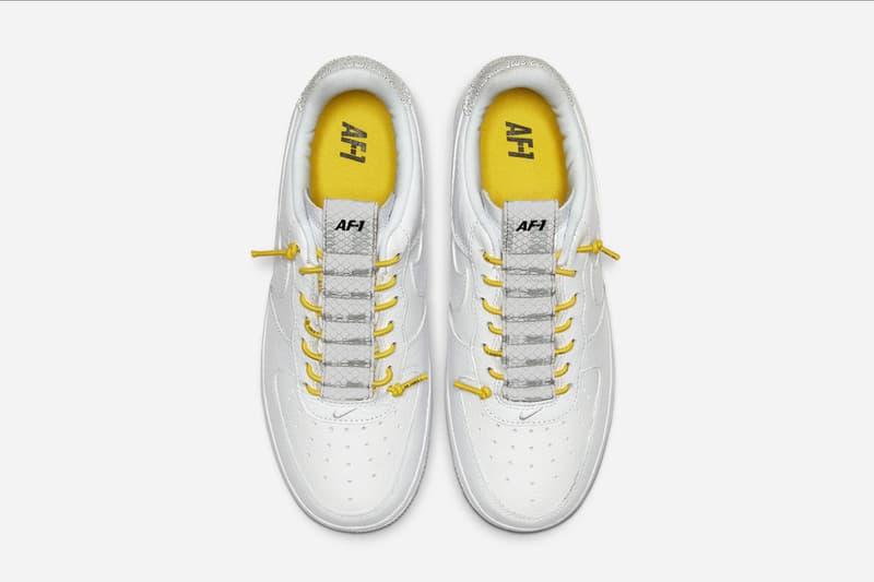 ナイキ Nike が全く新しいウィメンズの Air Force 1 新作3型を発表