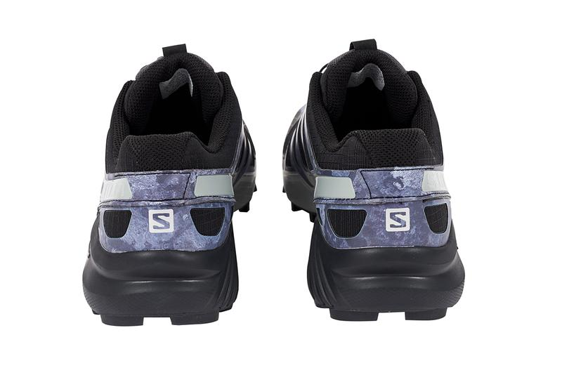 パレススケートボード サロモン PALACE SKATEBOARDS Salomon コラボ トレイルランニングシューズ 発売