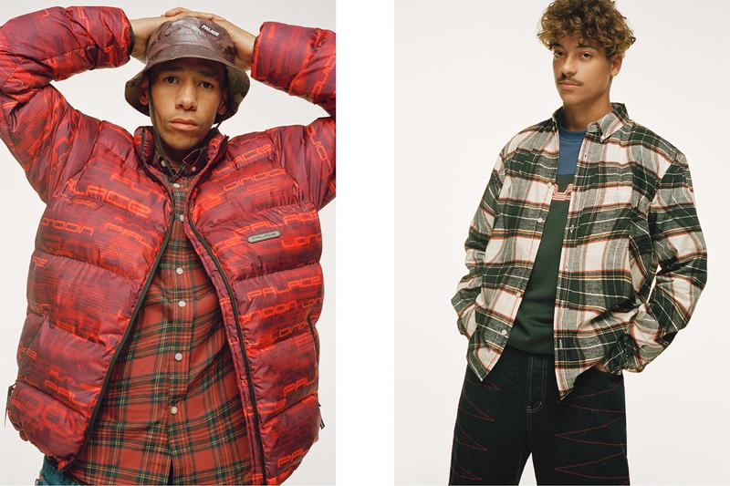 Palace Winter 2019 Clothing Collection Lookbook release date info buy drop london
