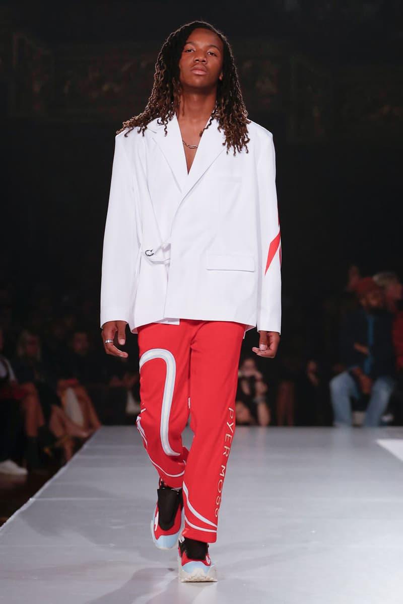 pyer moss collection 3 sister runway show new york fashion week kerby jean raymond ready to wear fall september 2019 spring summer 2020 womenswear menswear kings theater brooklyn richard phillips