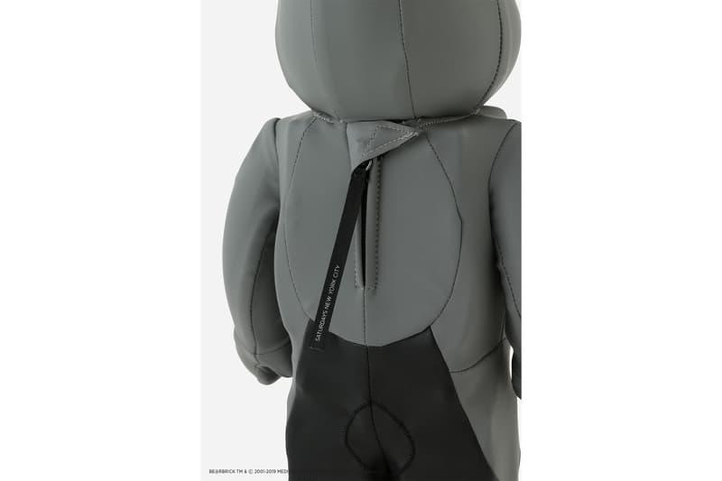 サタデーズNYC Saturdays NYC x メディコムトイ ベアブリック MEDICOM TOY からウェットスーツを着用した BE@RBRICK が登場