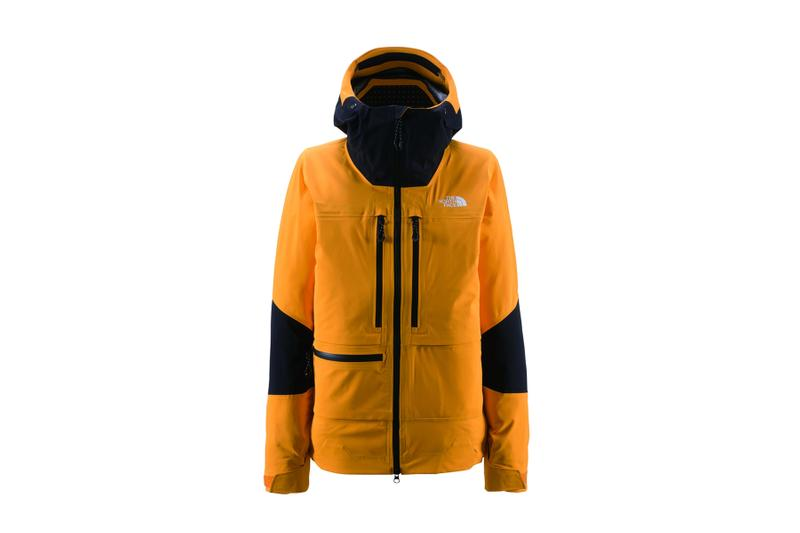 The north face ザ・ノースフェイス drops new latest 防水透湿 新素材 outwear capsule futurelight technical material textile technology outdoor  新作 アウター ジャケット ランニング 登山 スキー 冬