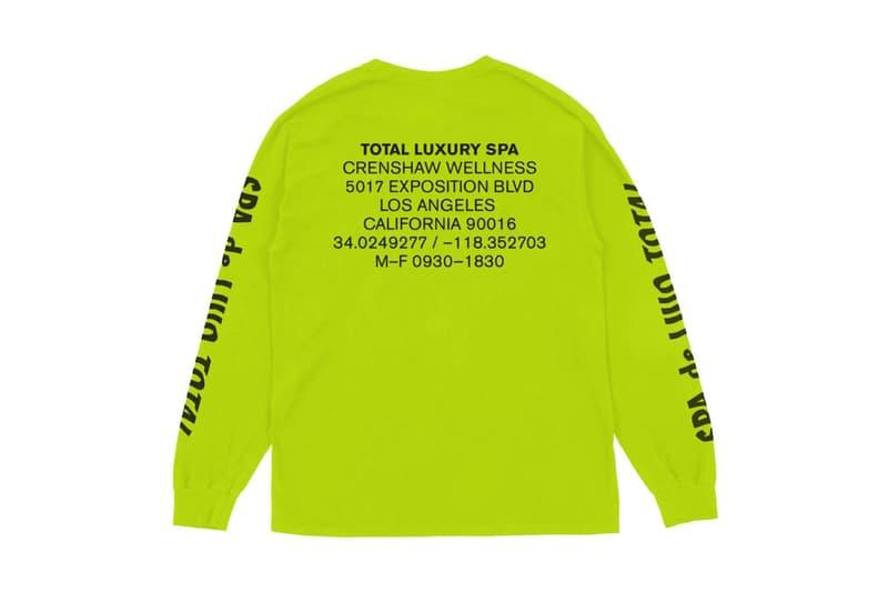 トータルラグジュアリースパがボンジュールレコード LA発の注目レーベル TOTAL LUXURY SPA が bonjour records での取り扱いを開始