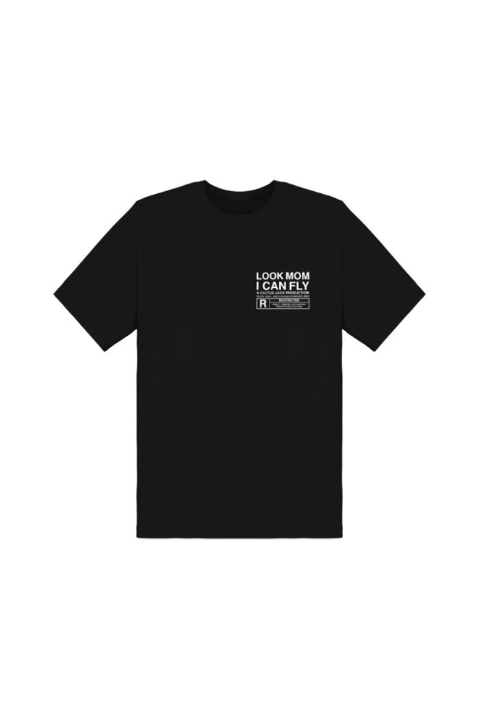 'Travis Scott: Look Mum I Can Fly' Netflix Merchandise Website Customizable T-Shirts Hoodie Hooded Sweatshirts Graphics Own Pictures Upload Cactus Jack
