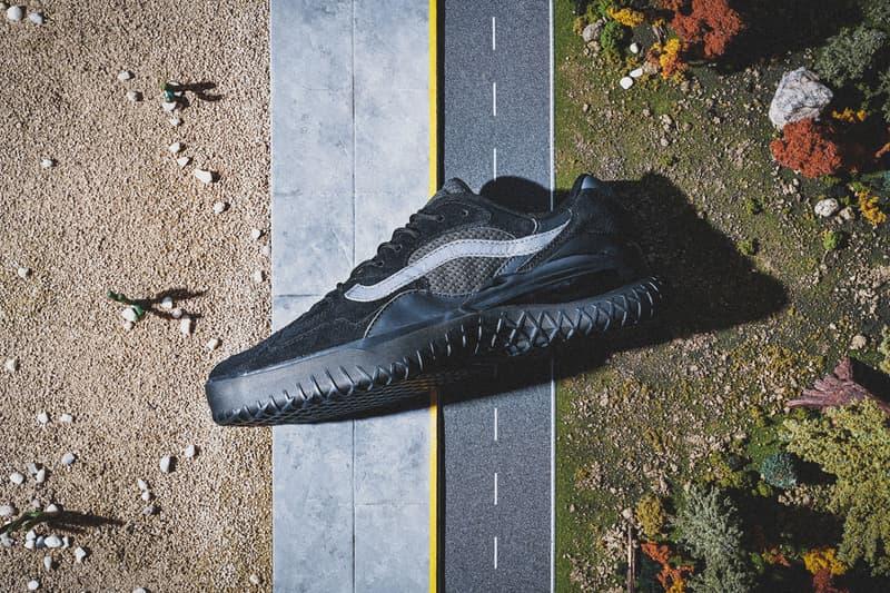 ヴァンズから全地形対応型の新作スニーカーCity TRLが登場 Vans BSG Multi City Trl Sneaker Collection Grape leaf Green Black Turtledove White SmartRubber colorway september 26 2019 release date info buy