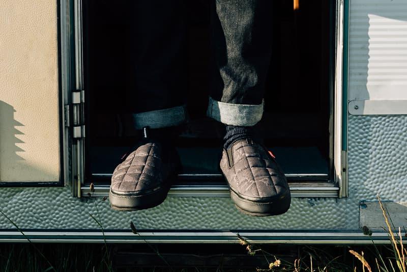 ヴァンズがフィニステレとの最新コラボカプセルコレクションを発表 vans finisterre surfing sustainable sneaker clip-er ultrarange hi dl detrust footwear release information detailing buy cop purchase