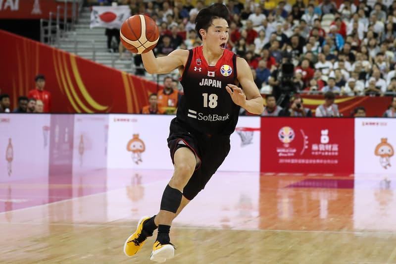 馬場雄大 NBA 移籍 アルバルク東京 日本代表 FIBAバスケットボールワールドカップ2019