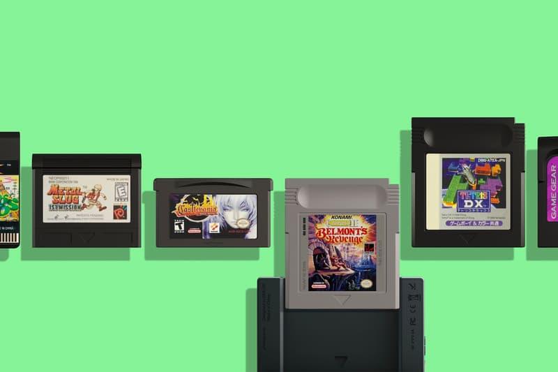 ゲームボーイを現代的にアップデートしたアナログポケットが登場 Analogue Pocket Modern Game Boy Release handheld console cartridge retro gaming video games color advance nintendo