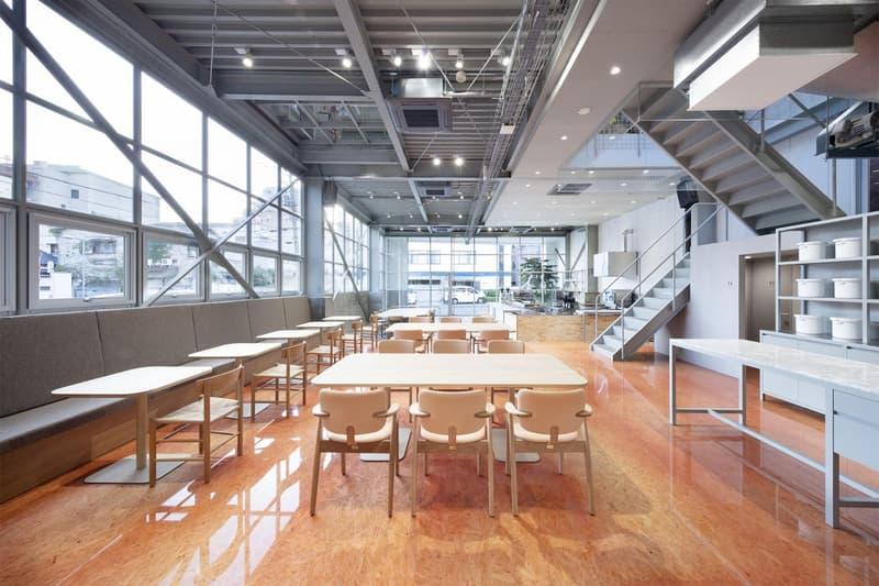 ブルーボトルコーヒーの日本1号店がフラッグシップカフェとしてリニューアル Blue Bottle Coffee の日本1号店が清澄白河 フラッグシップカフェとしてリニューアルオープン