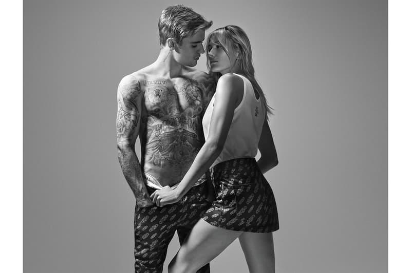 """カルバンクライン Calvin Klein justin bieber がジャスティン・ビーバーらをフィーチャーした50周年を記念する """"CK50"""" コレクションを発表"""