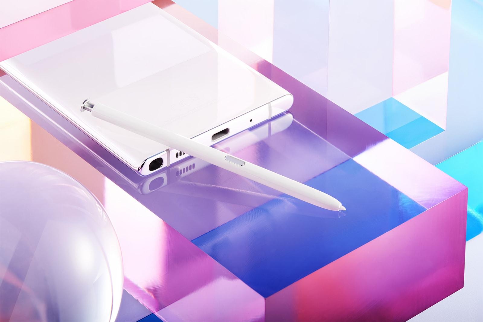 ココ・キャピタンが Galaxy Note 10+ で描く未来 Coco Capitán Galaxy Harajuku
