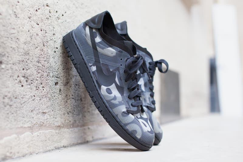 COMME des GARÇONS Nike Dunk Low Spring Summer 2020 Better Look Womens Release Info Date Paris Fashion Week Rei Kawakubo