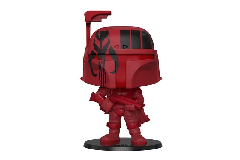 Futura フューチュラ Funko ファンコ Star Wars スターウォーズ Boba Fett Collection カプセル 限定 ボバフェット ターゲット
