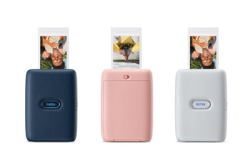 fuji film 富士フィルム new instax 新作 インスタックス チェキ スマホ smartphone プリンター  printer camera printer release mini link 3 color ways 2019