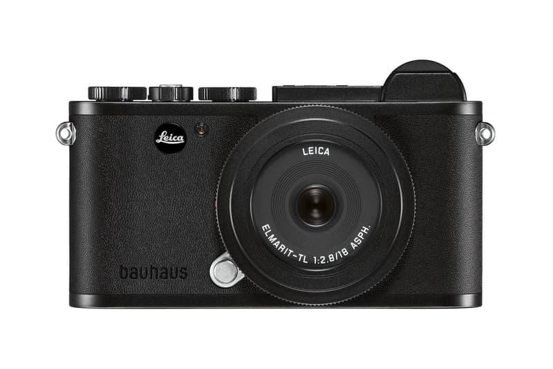 ライカがバウハウスの生誕100周年を祝すスペシャルカメラを発売 Leica CL 100 Jahre Bauhaus Museum Dessau Release School of Art and Design anniversary centenary cameras photography limited edition german