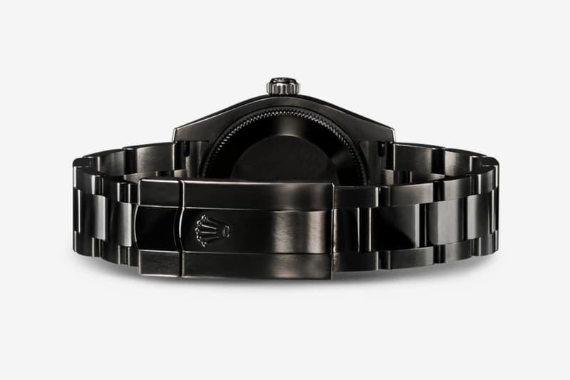 マッドパリ ロレックス デイトジャスト 31mm カスタムモデル MAD Paris Black Pink Sapphire Rolex Datejust 31 Watch Release info Buy