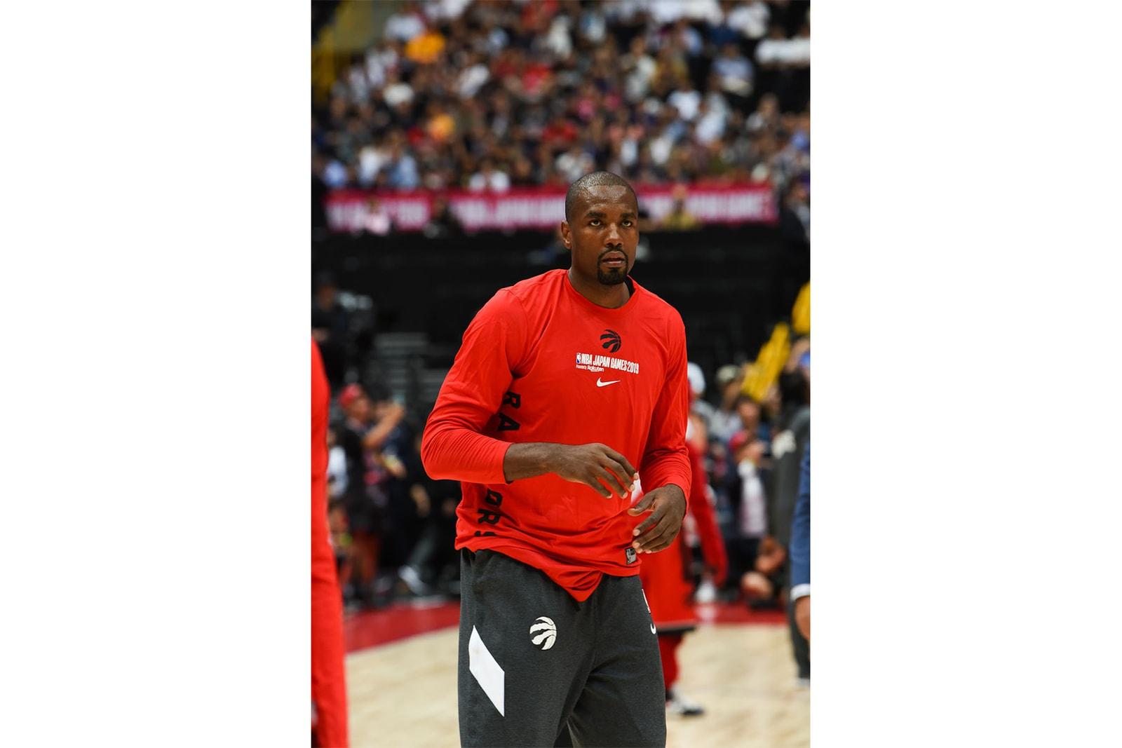昨季王者のラプターズが16年ぶりとなる NBA Japan Games 第1戦を接戦で制す James Harden ジェームズ・ハーデン Russell Westbrook ラッセル・ウェストブルック