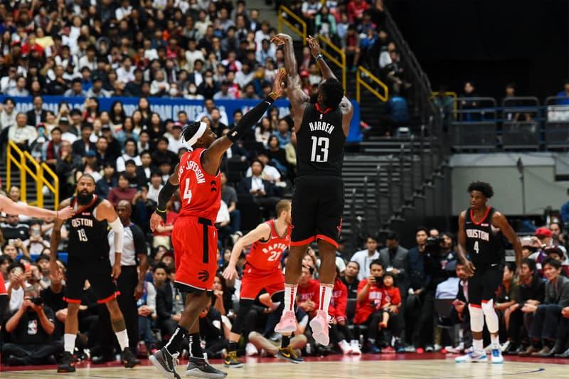 NBA ジャパンゲーム ハーデン ウェsつおブルック ロケッツが初戦の借りを返し NBA Japan Games 第2戦をものにする